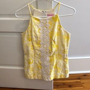 Lilly Pulitzer Like-New Top